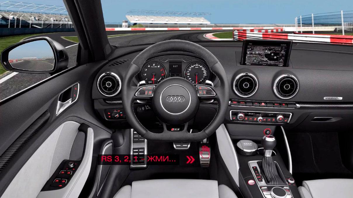 SEO кейс з просування сайту Audi RS3