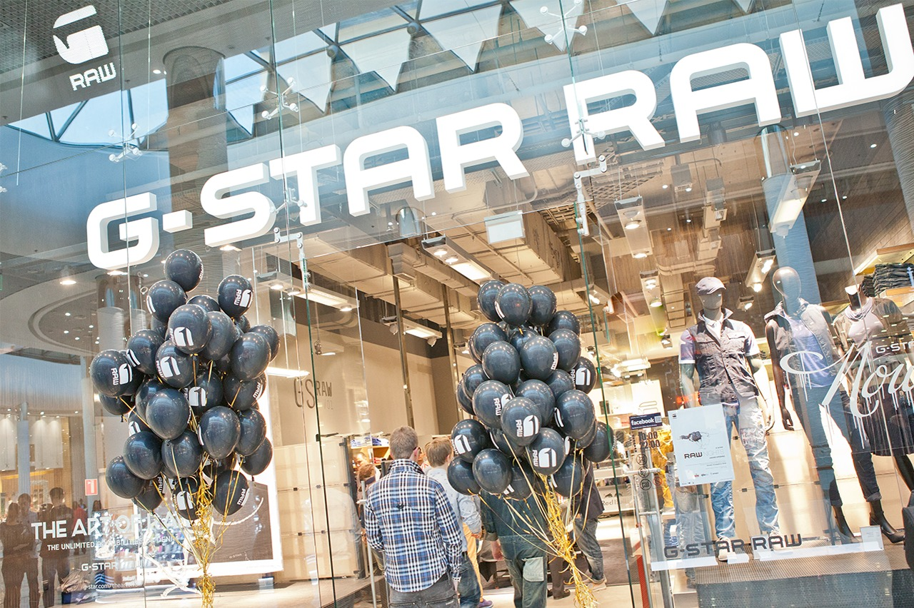 Developing marketing strategies for G-Star RAW