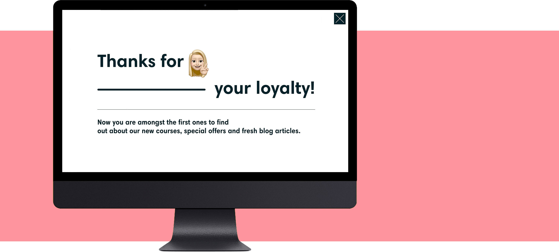 Разработка сайта для Online Women Biz