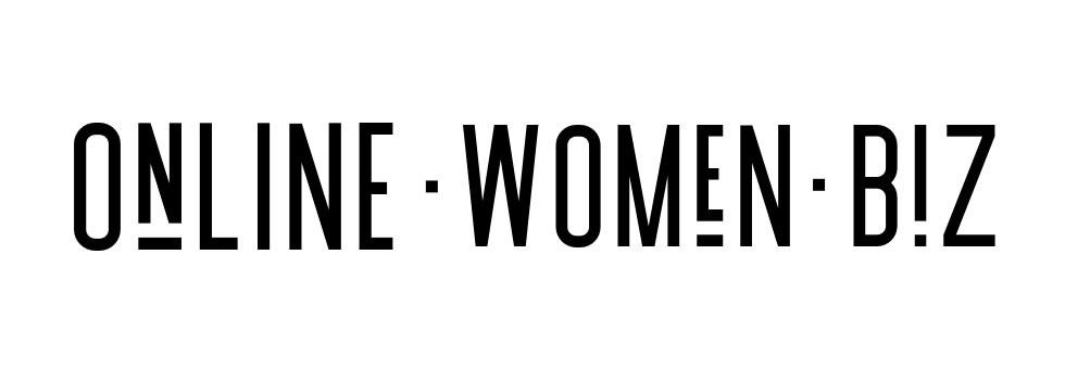 Логотип Online Women Biz