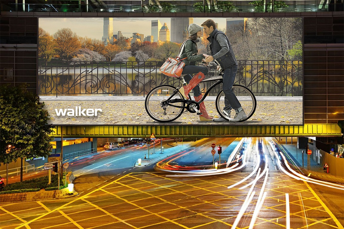 SEO case for promoting the project WALKER Graphics Development