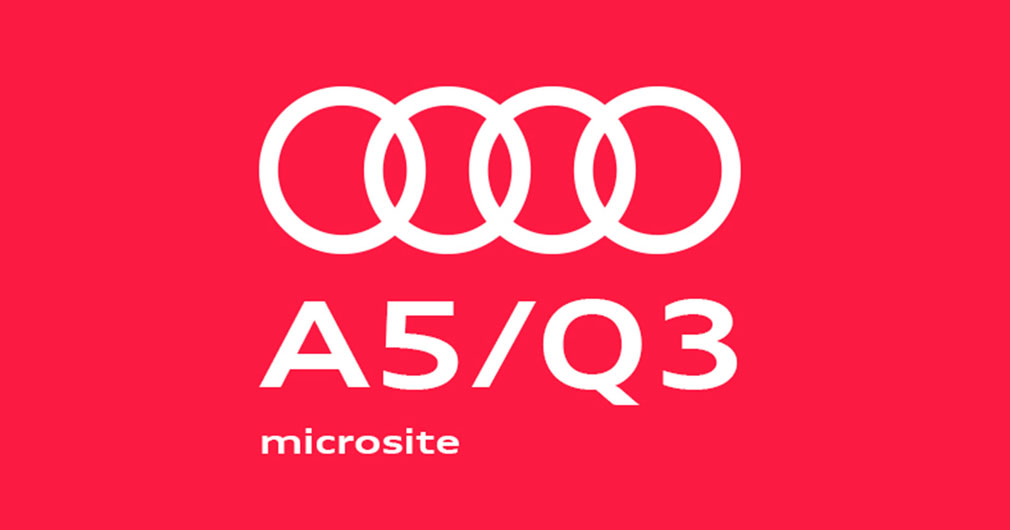 Project Audi A5/Q3 — Clock Creative Lab
