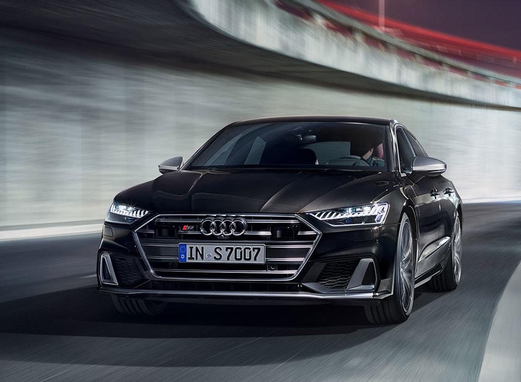 Разработка и продвижение сайта Audi