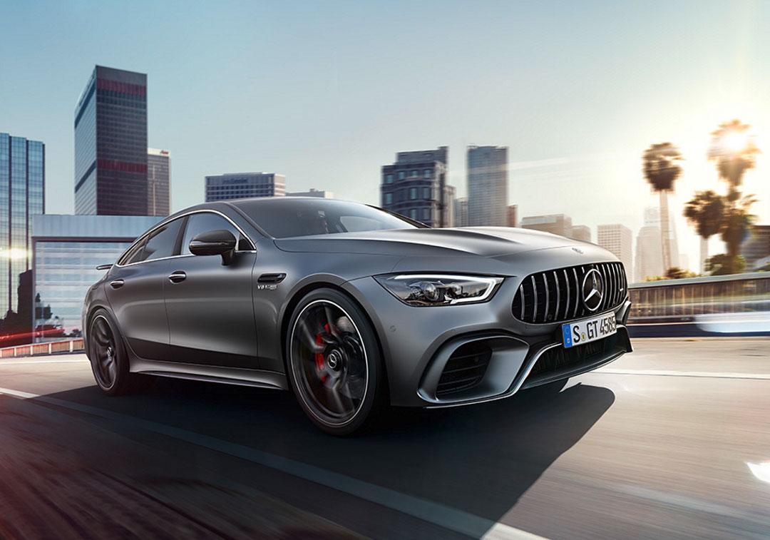 Разработка и продвижение сайта Mercedes–Benz