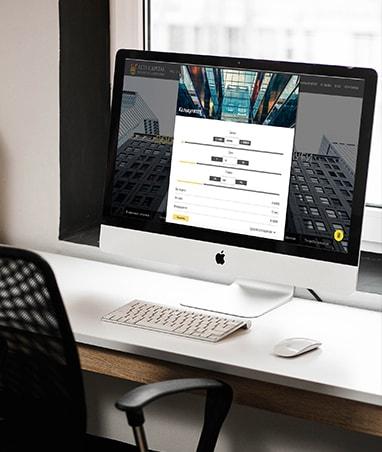 Корпоративный сайт, разработка корпоративного сайта