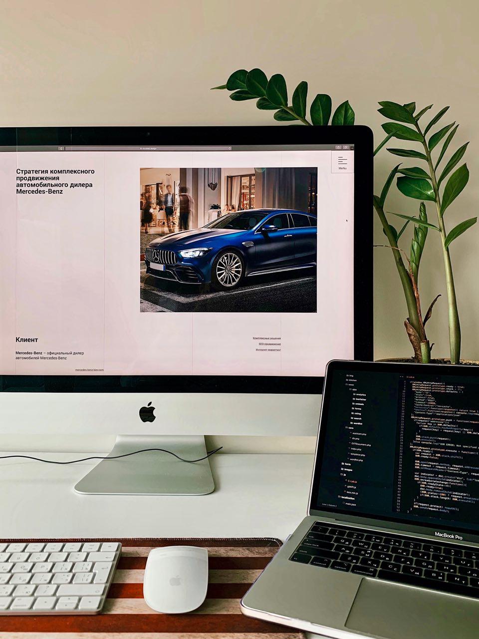 Продвижение в интернет. Шаблон или индивидуальная разработка дизайна - Блог